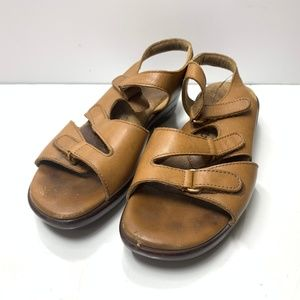 SAS Tripad Comfort Womens Sandals Size 7 Brown